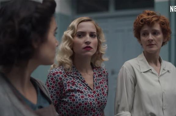 Le ragazze del centralino: il trailer della stagione finale 5B