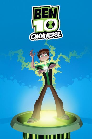 Poster Ben 10: Omniverse