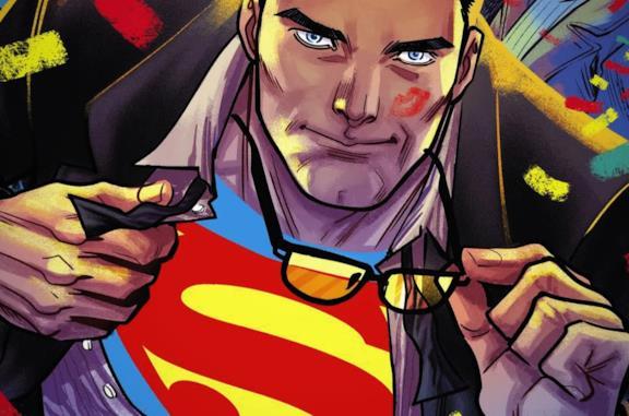 Superman rivela la sua identità segreta nei fumetti DC Comics