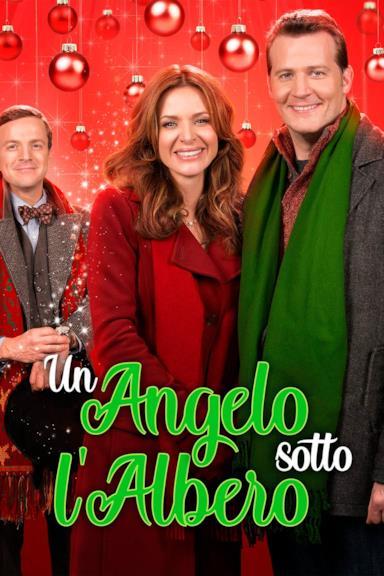 Poster Un angelo sotto l'albero