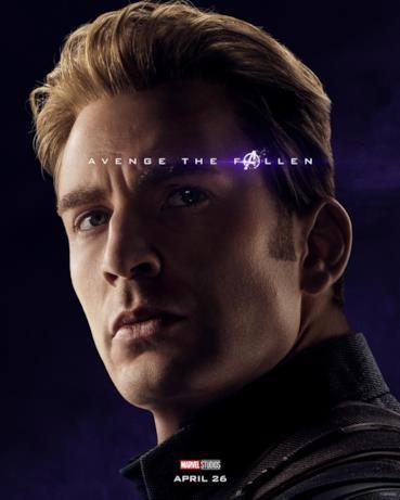 Avenger the fallen, i sopravvissuti: Captain America