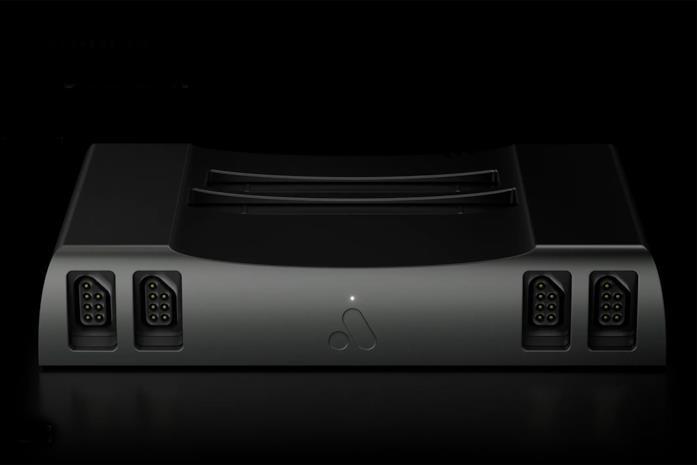 NT Mini Noir console
