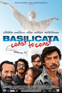 Poster Basilicata coast to coast
