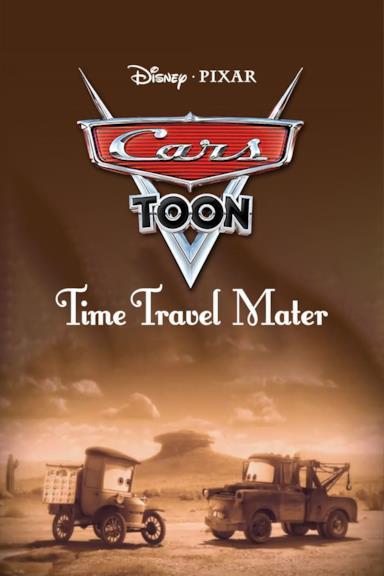 Poster Cricchetto e la macchina del tempo