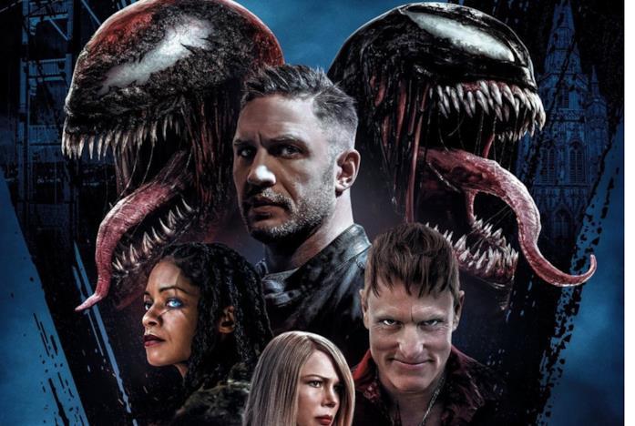 I protagonisti di Venom 2