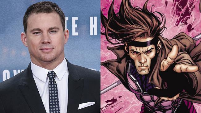 Channing Tatum scritturato per il ruolo di Gambit
