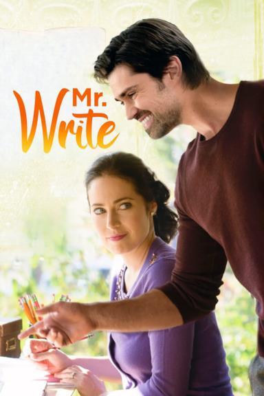 Poster Mr. Write