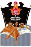 Poster Donna Flor e i suoi due mariti