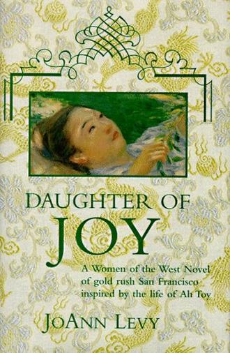 Il romanzo di JoAnn Levy su Ah Toy
