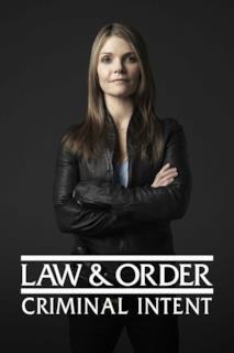Poster Law & Order: Criminal Intent