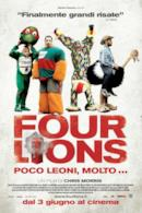 Poster Four Lions