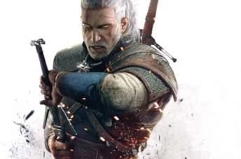 Geralt di Rivia in The Witcher 3: Wild Hunt