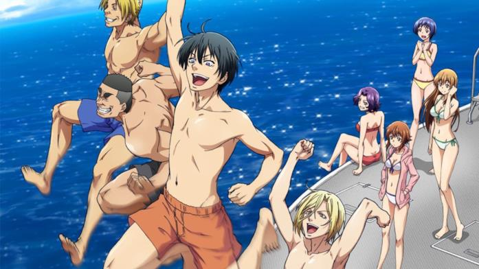 Grand Blue Dreaming cover