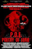 Poster P.O.E. Poetry of Eerie