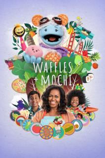 Poster Waffles + Mochi