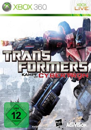 Activision Transformers: War for Cybertron (Xbox 360)