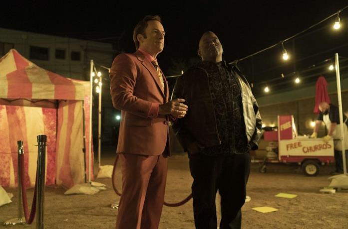 Prime immagini per Better Call Saul 5