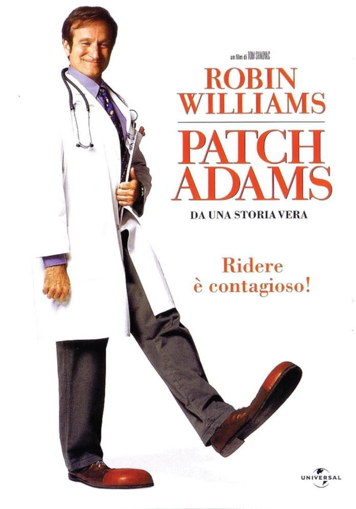 Patch Adams: poster
