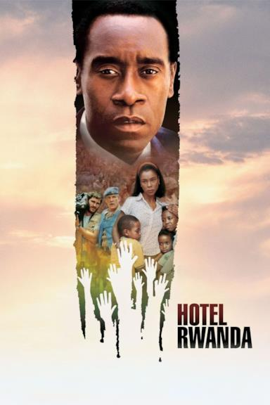 Poster Hotel Rwanda