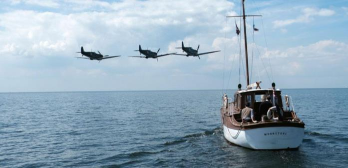 La Moonstone naviga verso Dunkirk