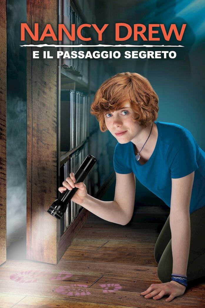 Nancy Drew e il passaggio segreto: poster