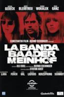 Poster La banda Baader Meinhof