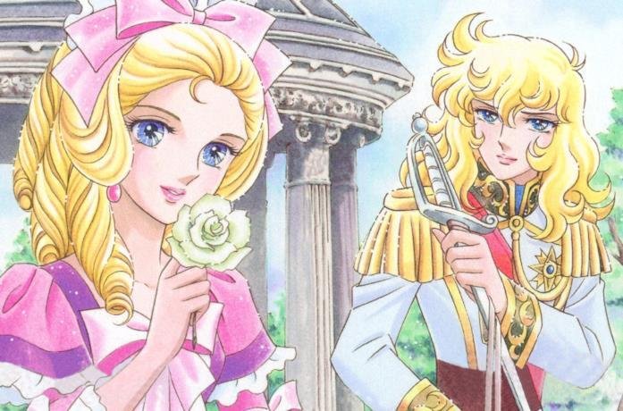 Maria Antonietta e Lady Oscar, le rose di Versailles