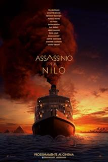 Poster Assassinio sul Nilo