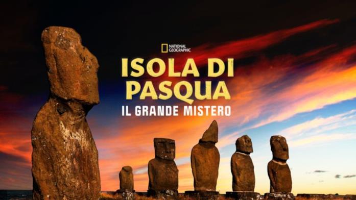 Isola di Pasqua il grande mistero
