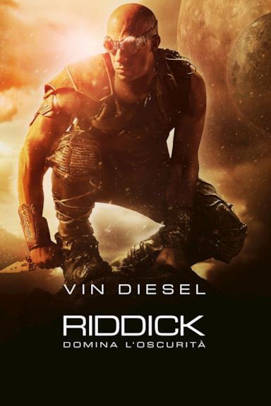 Poster Riddick
