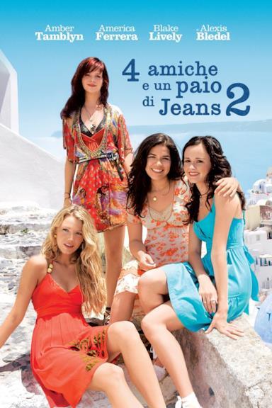Poster 4 amiche e un paio di jeans 2