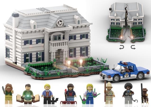 Jumanji 1995, il set LEGO Ideas supera i 10mila sostenitori