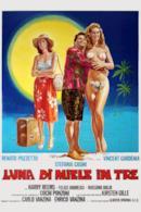 Poster Luna di miele in tre