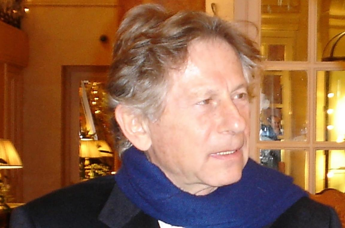 Roman Polanski in occasione di un evento in Spagna