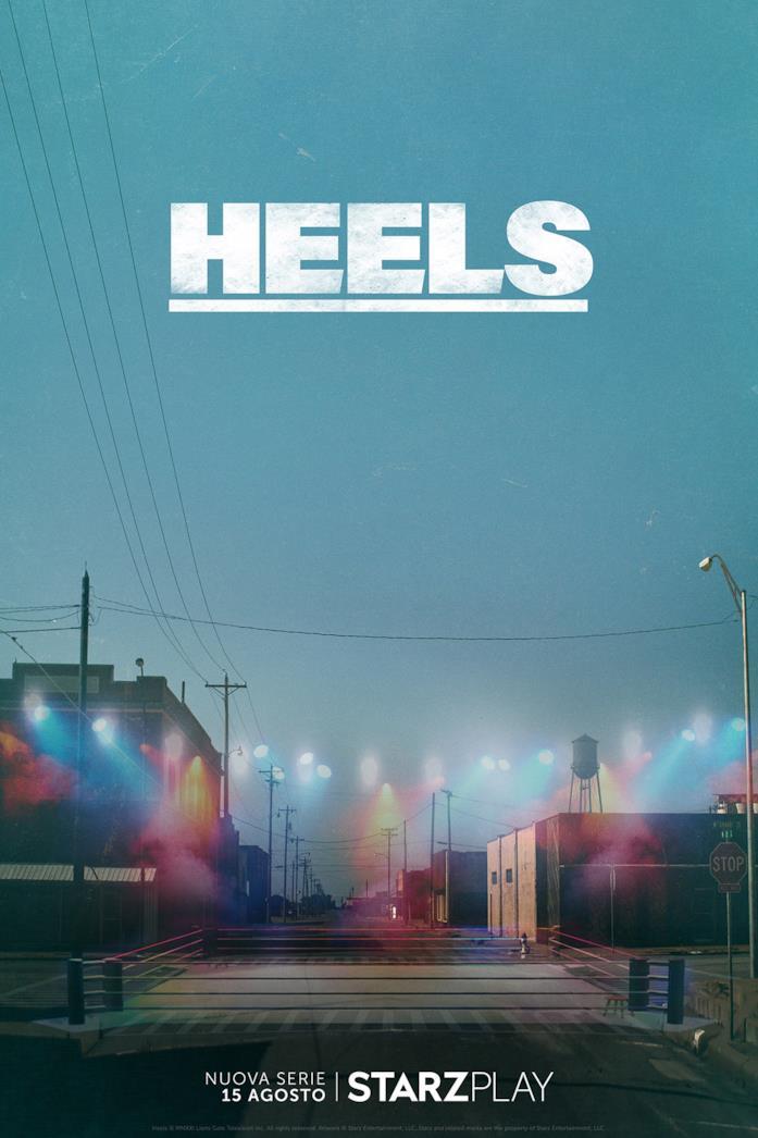 La locandina di Heels