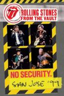 Poster The Rolling Stones – From The Vault: No Security – San Jose '99