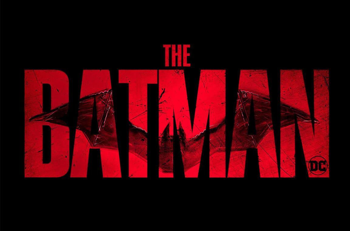Il logo di The Batman, cinecomic del 2021