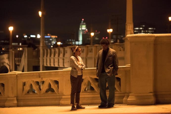 Denzel Washington e Carmen Ejogo