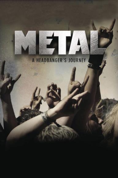 Poster Metal: A Headbanger's Journey