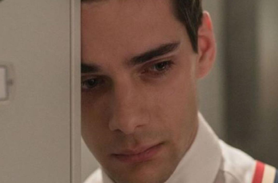 L'attore Álvaro Rico è Polo nella serie TV Élite