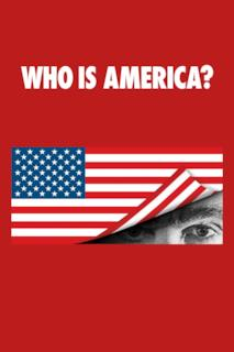Poster Who Is America?
