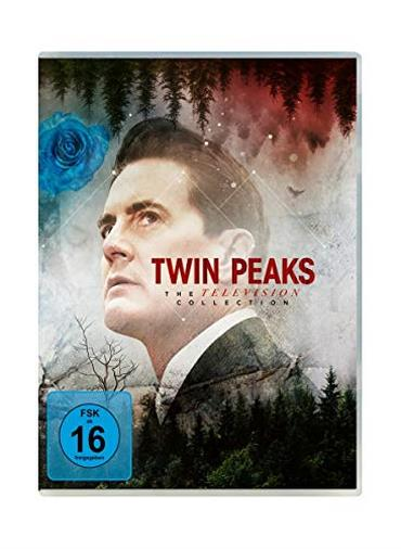 Twin Peaks: Season 1-3 (TV Collection Boxset)