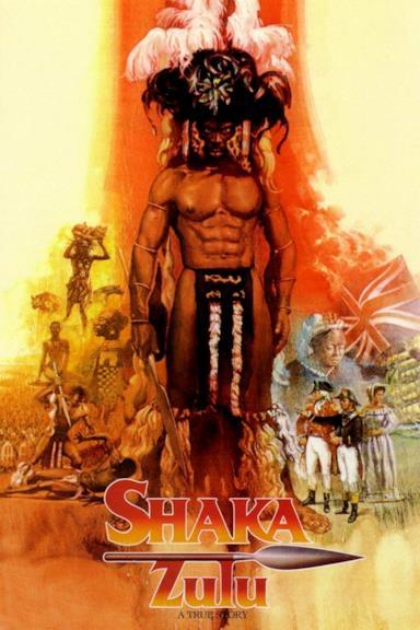 Poster Shaka Zulu
