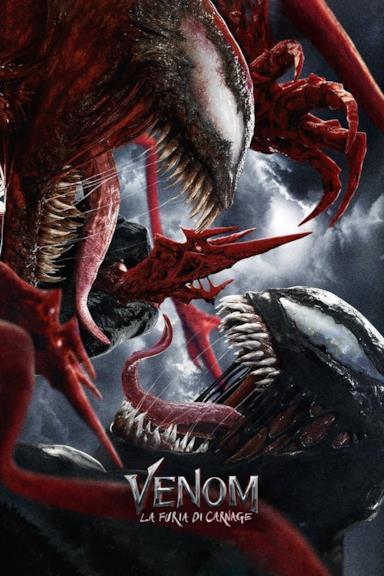 Poster Venom - La furia di Carnage