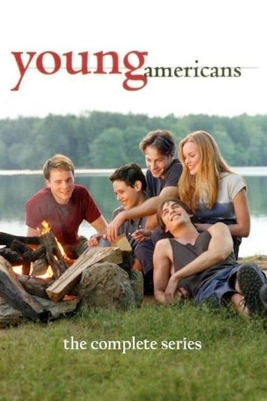 Poster Young Americans