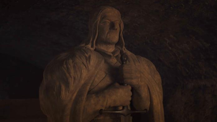 Ned Stark in GoT 8x03