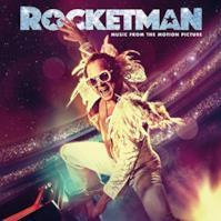 Il CD con le canzoni di Rocketman