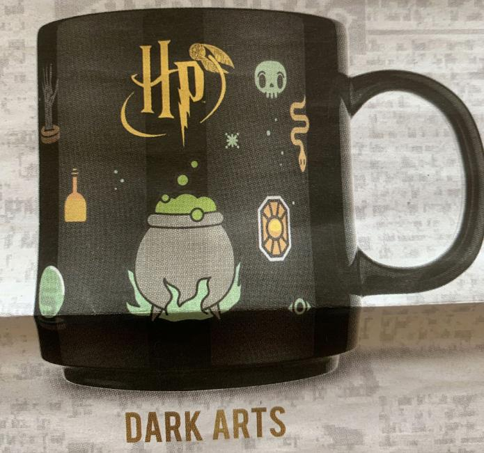 Tazza Dark Harry Potter da Esselunga