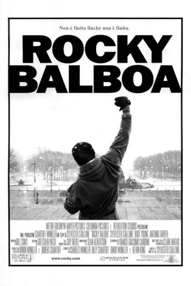 Poster Rocky Balboa