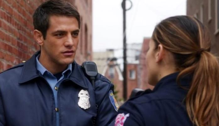 Andy e Ryan in Station 19